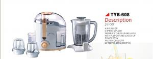 China 4 in 1 food processor/kitchen juicer on sale