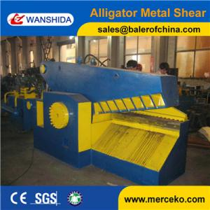 China Overseas After-sales Service Provided heavy duty Metal Cutting Machine/hydraulic scrap metal shears on sale