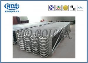 China Finned Tube Heat Exchanger Radiant Superheater In Thermal Power Plant on sale