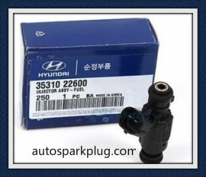 China Metal Diesel Engine Fuel Injector 35310 22600 ,  For Hyundai Accent 1.5l 1.6l on sale