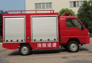China Motor pump fire engine on sale