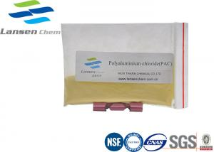 China Industrial Water Purification Use Of Poly Aluminium Chloride In Water Treatment on sale
