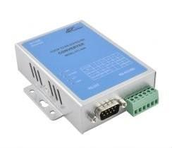 China 9 - 30Vdc serial to Ethernet converter, Serial Port Converter,  RS232 / RS485 to TCP / IP converter on sale