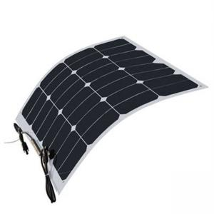 China 220 Watt portable thin film best price wholesale solar cells solar panel camping on sale