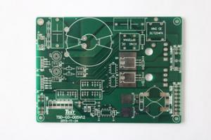 China FR4 High TG PCB Board Multilayer PCB EMS Electronic Metal Detector PCB Board on sale