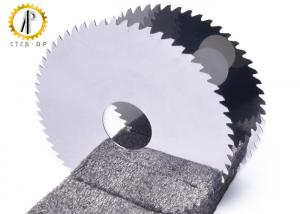 China Sharpening Tungsten Carbide Circular Saw Blades , Metal Cutting Circular Saw Blade on sale