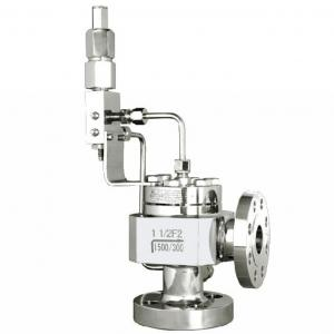 China Pilot Operated Type Safety Relief Valve on sale