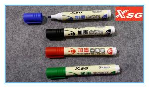 China whiteboard marker with ink refillable , esaily wipe out for school and office , 4 colors ,non-toxic PP meterial, on sale