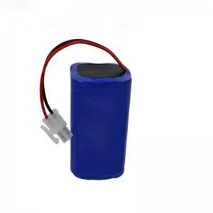 China 14.8V 2800mAh MSDS 18650 Rechargeable Battery Pack on sale