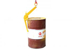 China 500kg Load Capacity All Steel Construction Oil Drum Lifter on sale