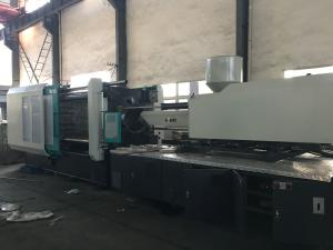 China Clear Two Color Plastic Injection Moulding Machine High Injection Speed on sale