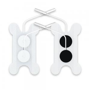China 50*90 Physiotherapy Equipment Tens Throat Therapy Pads Tens Therapy Electrode on sale