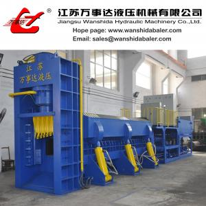 China China Scrap Metal Baler Shear/Scrap Car Shear Press for sale on sale