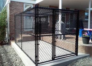 Quality Heavy Duty Fully Enclosed Dog Kennel Large Outdoor Run Multi Purpose For