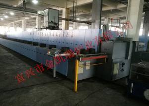 China Zirconia Tunnel Sintering Pusher Kiln Full Auto Continuous Low Power Consumption on sale