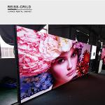 Outdoor Led Screen Display Rental Large Led Wall Screen Display Outdoor Easy Installation