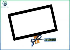 China 27 Inch Projected Capacitive Touch Screen , Capacitive Touch Display With ILI2312 Controller on sale
