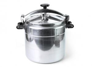 China Safety Device 25cm All Clad Stove Top Pressure Cooker on sale