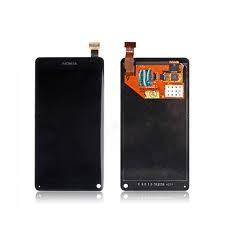China Assembled With Digitizer Spare Parts For Nokia N9 Mobile Phone LCD Screens on sale