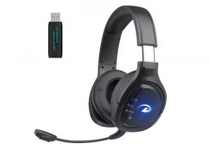 China 24MS 2.4G Wireless Gaming Headset PC USB Plug With Detachable Mice on sale
