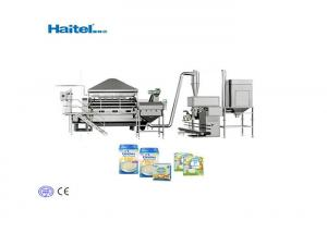 China 24000kg/8h 15kw 380V Baby Food Processing Equipment on sale