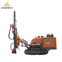 China Small Integrated  Blast Hole Drilling Machine All In One Crawler Surface Mining Dth Drilling Rig on sale