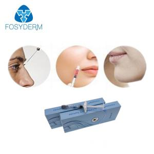 China 2ml Fosyderm Deep Line Nose Shaping Filler For Facial Plastic on sale
