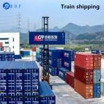 25 Days Delivered Rail Freight From China To Europe