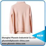 hot sale OEM high quality female cashmere sweater