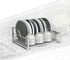 Countertop Kitchen Storage Baskets