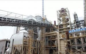 China 45MW Biomass Energy Plant / Wood Power Plant / Waste Heat Boiler on sale