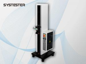 China Bilingually control films/Varnished board/printed poly bags automatic tensile tester SYSTESTER on sale
