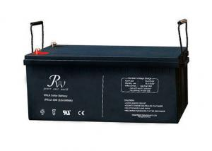 China High Reliability VRLA Solar Power Battery Storage 10Hr 180Ah CE ROHS Certification on sale