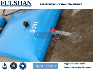 China Fuushan Portable Water Storage Tank 20000 Liter Rain Water Tank on sale