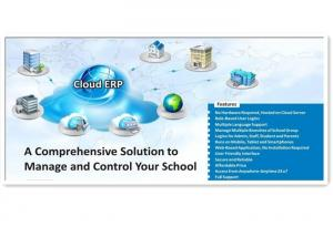 China Secure / Reliable ERP Planning Systems ERP Software Cloud For School Management OEM on sale