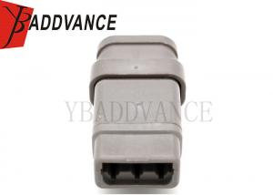 1x 3 Pin 3-way Female and Male Connector DT Deutsch w//out wire