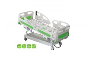Hospital Electric Beds 5 Function Adjustable Electric Icu Room