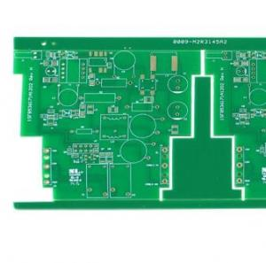 China 4 Layers FR4 Printed Circuit Board with 1oz HASL PCB for High Frequency Power Supply on sale