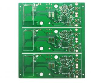 China Customized Multilayer PCB Board HAL Rohs Surface Finish 6OZ Copper Thickness on sale