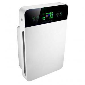 China 21W 254nm UV 150m3/h Room Air Purifier Low Noise on sale