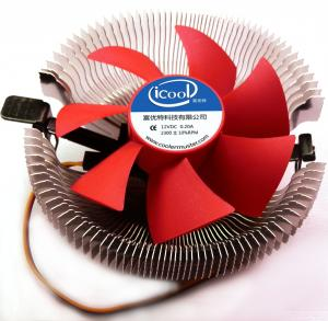 China Computer Hardware  cpu cooler  cpu fan    E86-A   For Intel 775/1155/1156 AMD K8 AM2, AM2+,AM3 ,Aluminum on sale
