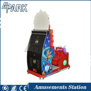 China Happy amusement entertainment car racing game machine kids electric car on sale