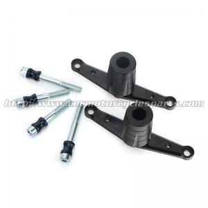 China Motorcycle Frame Sliders Fall Protection For Racing Bike Spare Parts Hard Plastic on sale