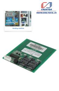 China 13.56 MHz RFID Card Reader For Kiosk , Access Control Card Reader DC 5V on sale