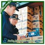What are the procedures / fees for Shanghai customs / beverage import in Spain