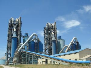 China 3000tpd OPC Dry Process Cement Production Line on sale