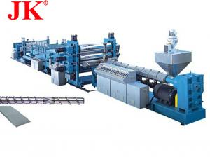 China 30T Corrugated 800mm PET Plastic Sheet Extrusion Machines on sale