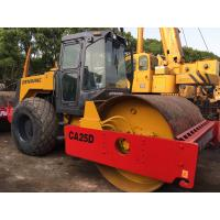 China Dynapac CA251D CA25D CA30D Used Vibratory Road Roller For Sale on sale