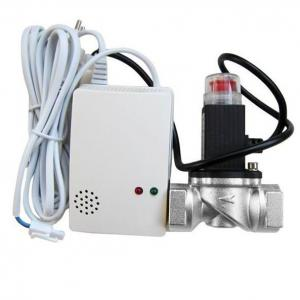 China Explosive proof DN100 Domestic Gas Detector With Shut Off Valve on sale