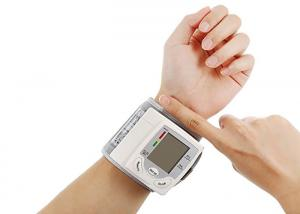 China Wireless Mini Manual Blood Pressure Home Monitoring Devices / Blood Pressure Wrist Watch on sale